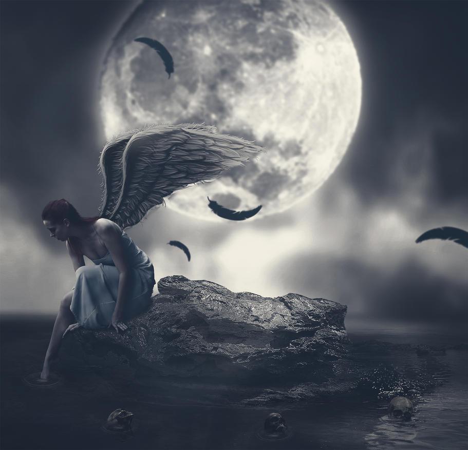 Fallen Angel by RodrigoFreitas45