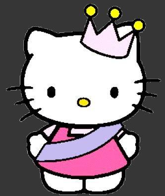 Hello kitty crown by slitkitten on deviantart - Princesse hello kitty ...