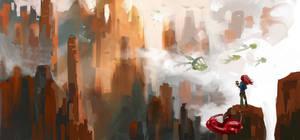 Speed paint 2