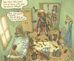 Random Encounter Chronicles IX