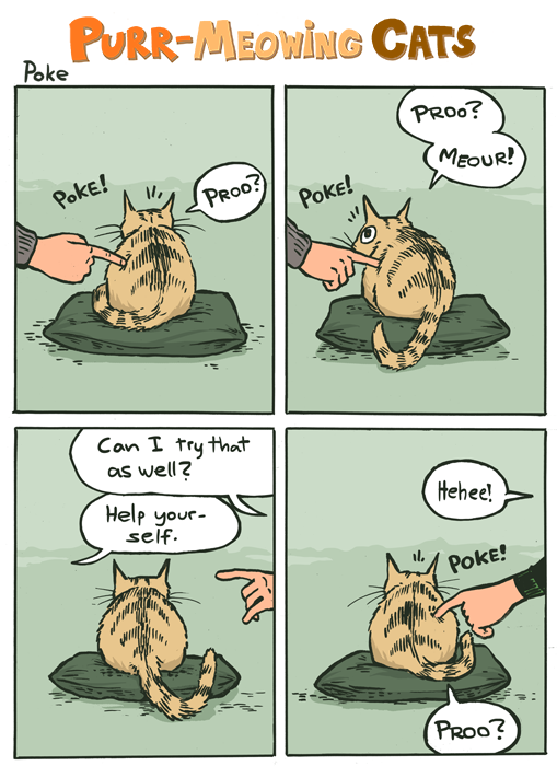 Why Cats Meow So Much
