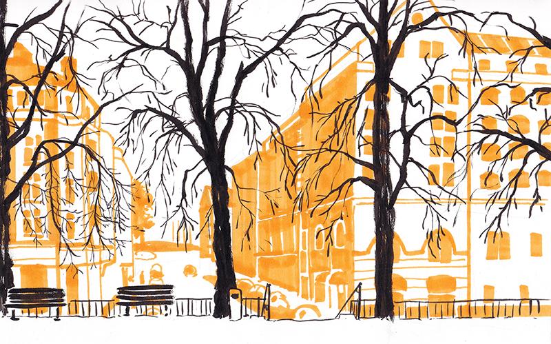 Sketchcrawl 1 by jjnaas
