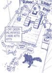 Cat Maintenance Robot