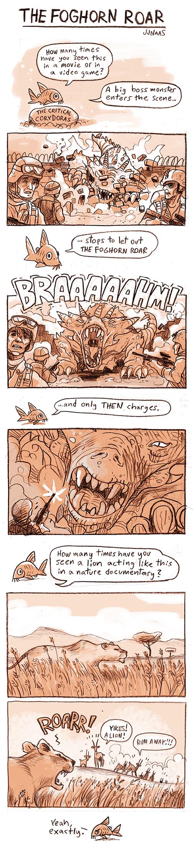 The Foghorn Roar by jjnaas