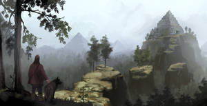 Pyramids in the Mist