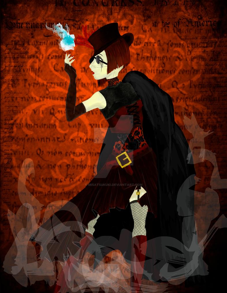 Arkhania by Misatsukuki