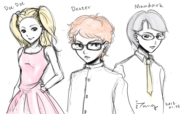 Dexter's Laboratory by Tang214