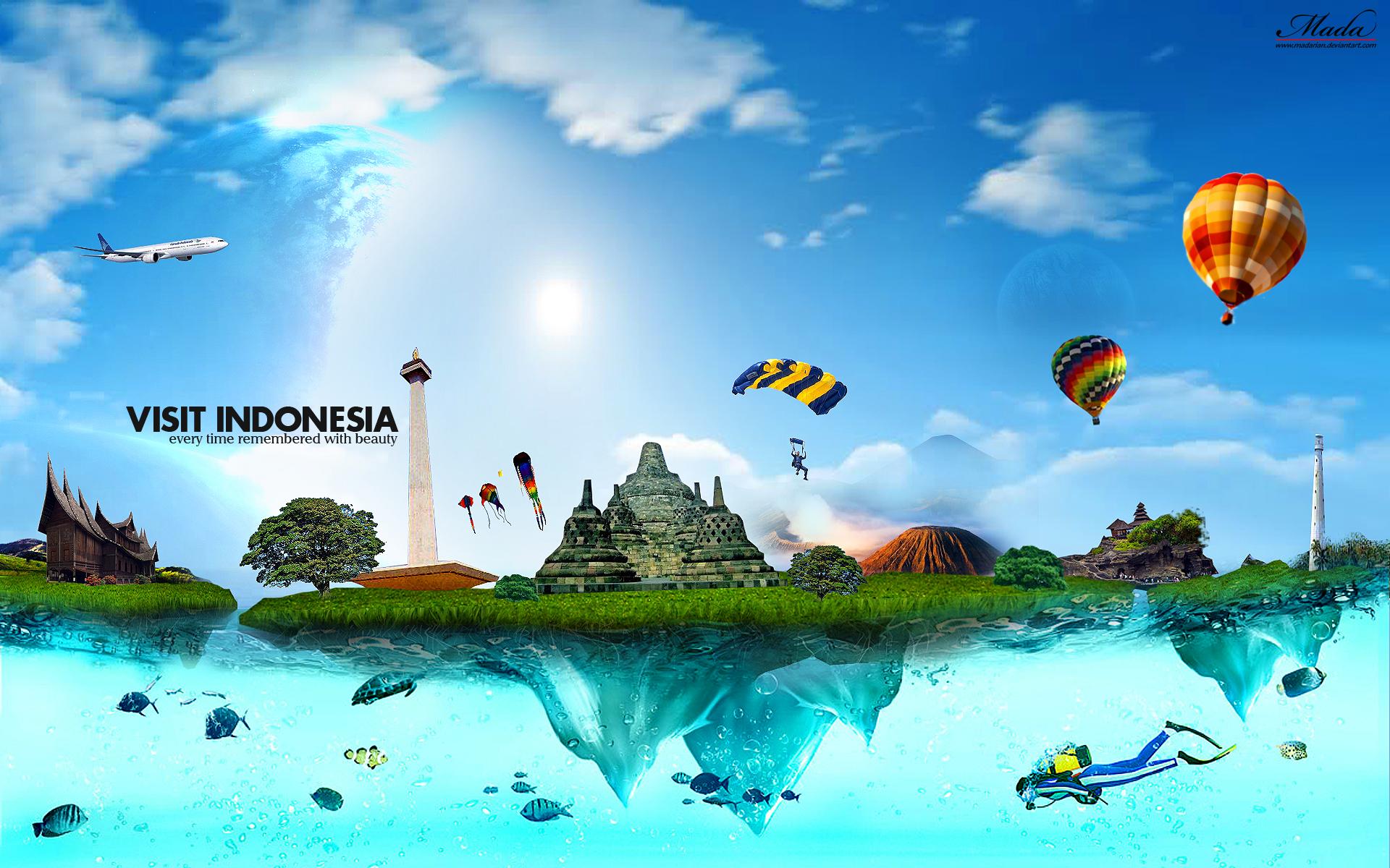 INDONESIA DESTINATION