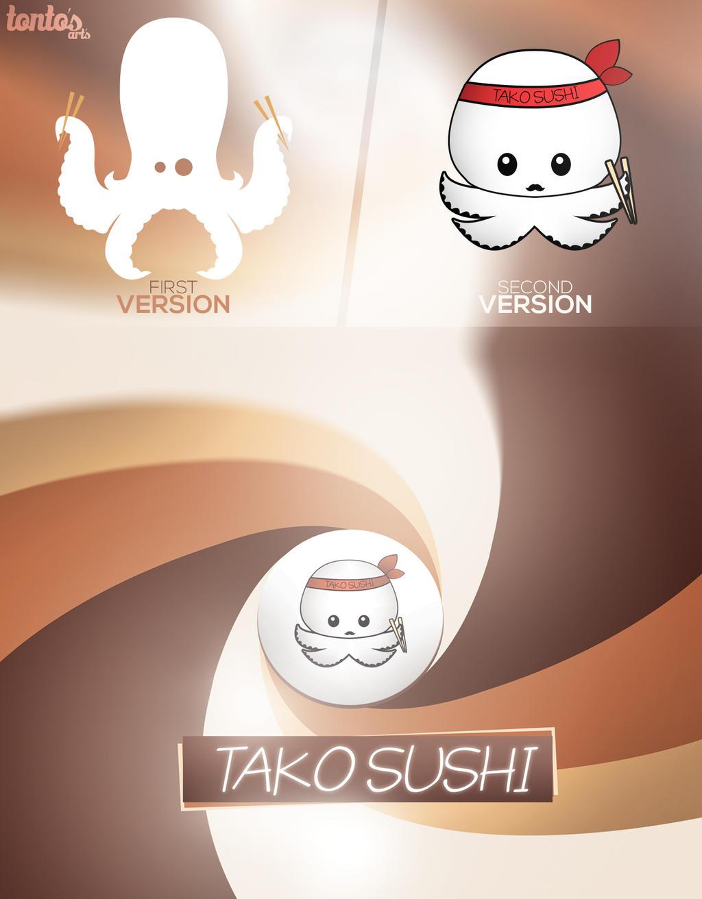 Sushi Restaurants Logo's (MENU Cover)
