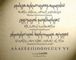 Elven Runes