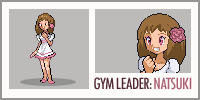 Gym Leader: Natsuki by chiichu-ko