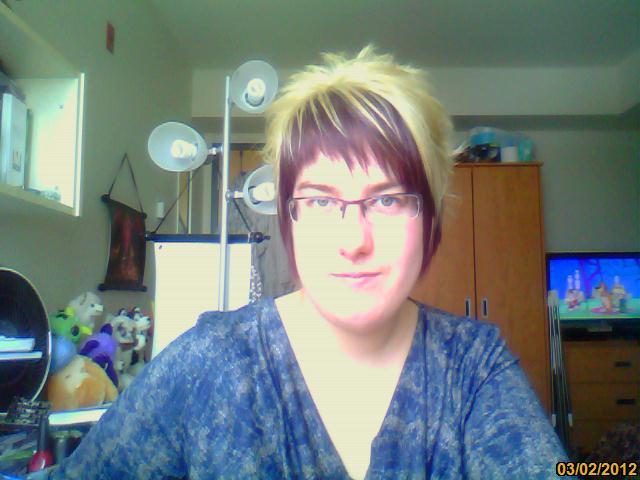 New haircut XD