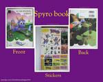 Spyro japanese book ps1