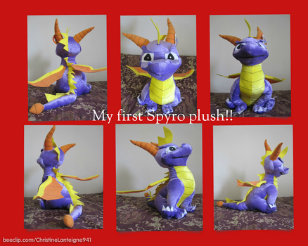 4784f126b169 Woriorh 74 21 My first Spyro plush !! by OMINSD