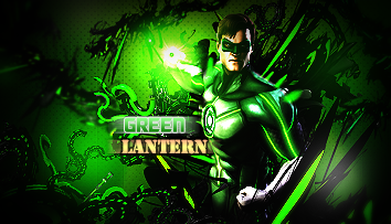 Green Lantern by D-DesignsOfficial