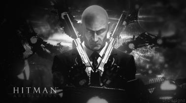Hitman Sig [BnW] by D-DesignsOfficial