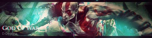 God of War by D-DesignsOfficial