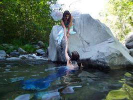 Mermaid and Faerie I