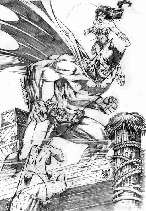 Superman danger by MARCIOABREU7