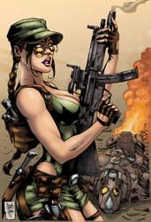 Tomb Raider Color
