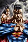 Superman_Wonder Woman colors
