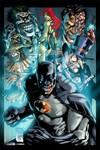 Batman vs Enemies Colors
