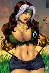 Rogue_Color by MARCIOABREU7