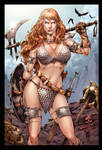Commission Red Sonja