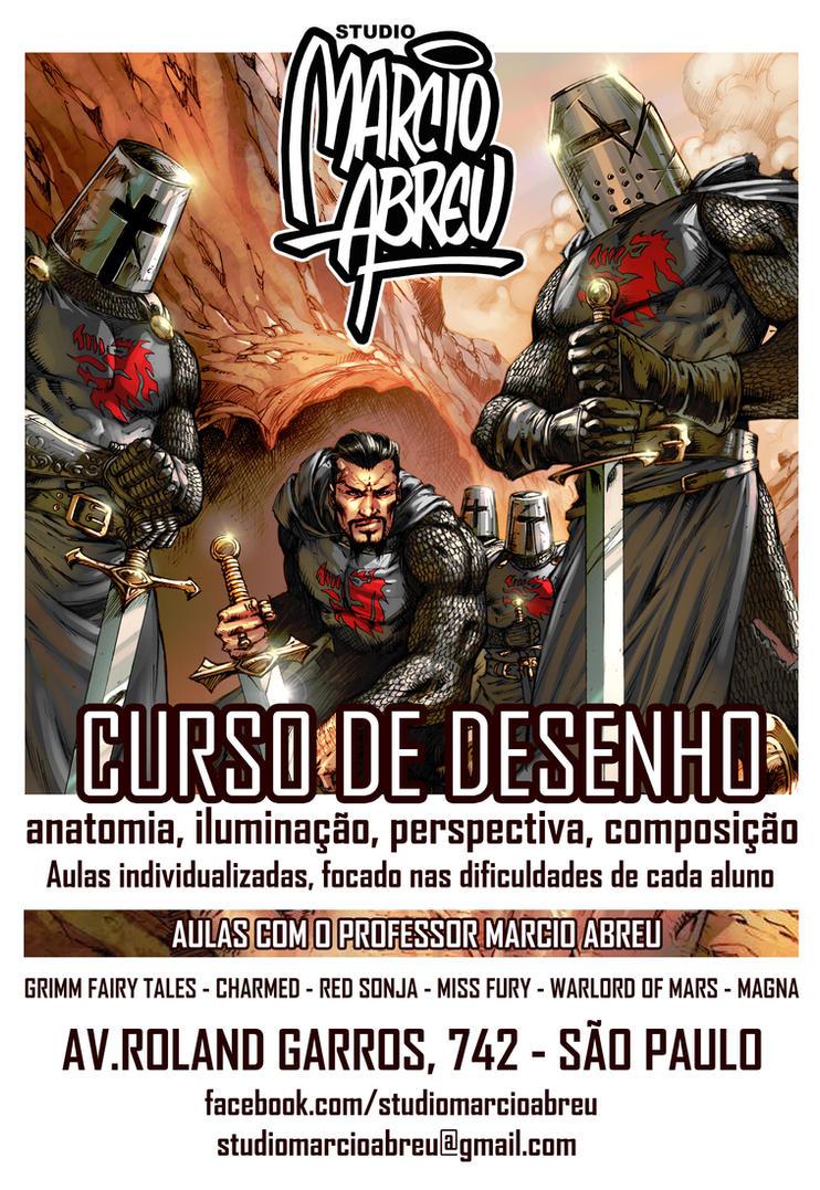 CURSO DE DESENHO by MARCIOABREU7