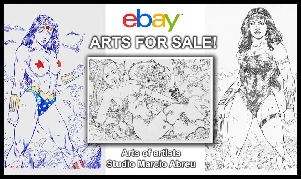 Auction Studio Marcio Abreu! by MARCIOABREU7