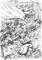 Batman vs Superman 04 by MARCIOABREU7