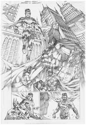 Batman vs Superman 01