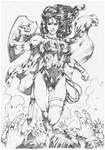 WoNDER wOMAN_  Marcio Abreu