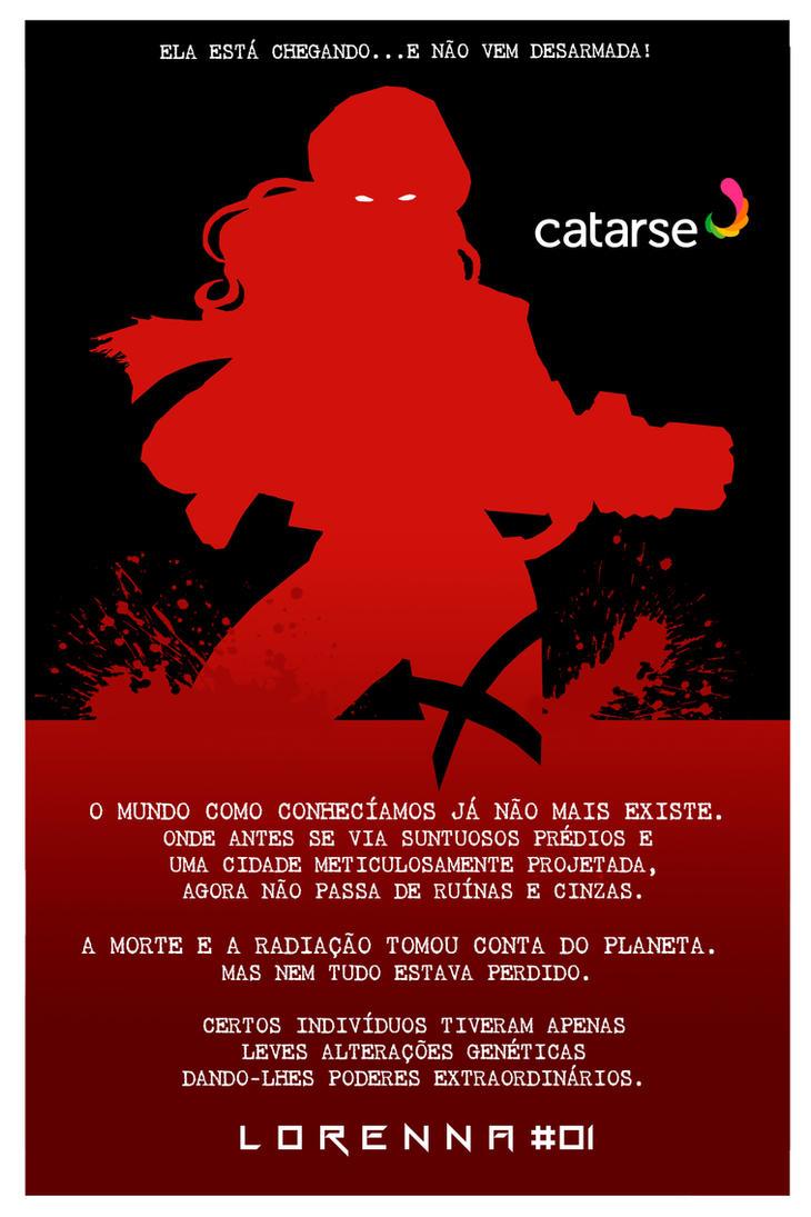 Cartaz 01 Lorenna by MARCIOABREU7