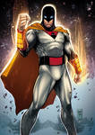 Space Ghost Colors