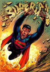 SUPERMAN COLORS by MARCIOABREU7