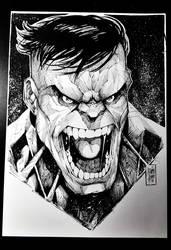 Hulk - Marcio Abreu by MARCIOABREU7