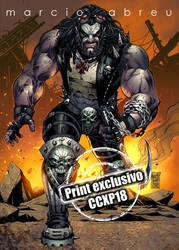 Lobo CCXP18 by MARCIOABREU7