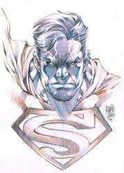 Superman - Marcio Abreu by MARCIOABREU7