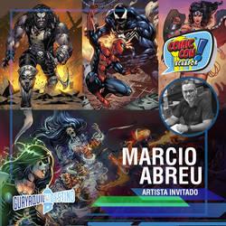 Comicon Ecuador by MARCIOABREU7