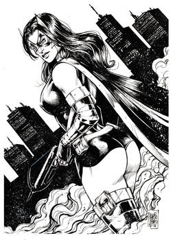 Huntress _ Marcio Abreu
