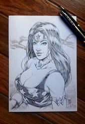 Wonder Woman - Marcio Abreu