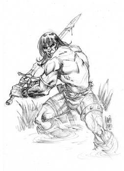 Conan Pencil