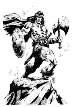Commission Conan - Marcio Abreu