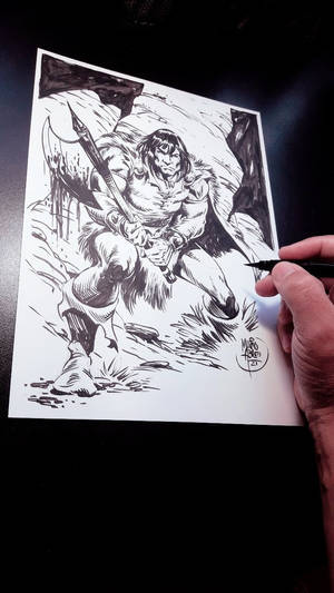 Conan - Marcio Abreu