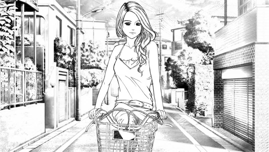 Uptown Girl by ZaChSyafiQ