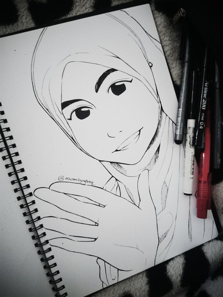 Commission - Miza by ZaChSyafiQ
