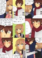Convenient Love - Page 36 by PandaHatLara