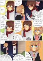 Convenient Love - Page 40 by PandaHatLara