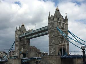 Close view Tower Bridge